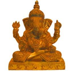 Buddha Style Blessing Ganesha