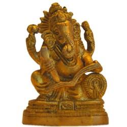 Vidya Ganapathi Brass Idol