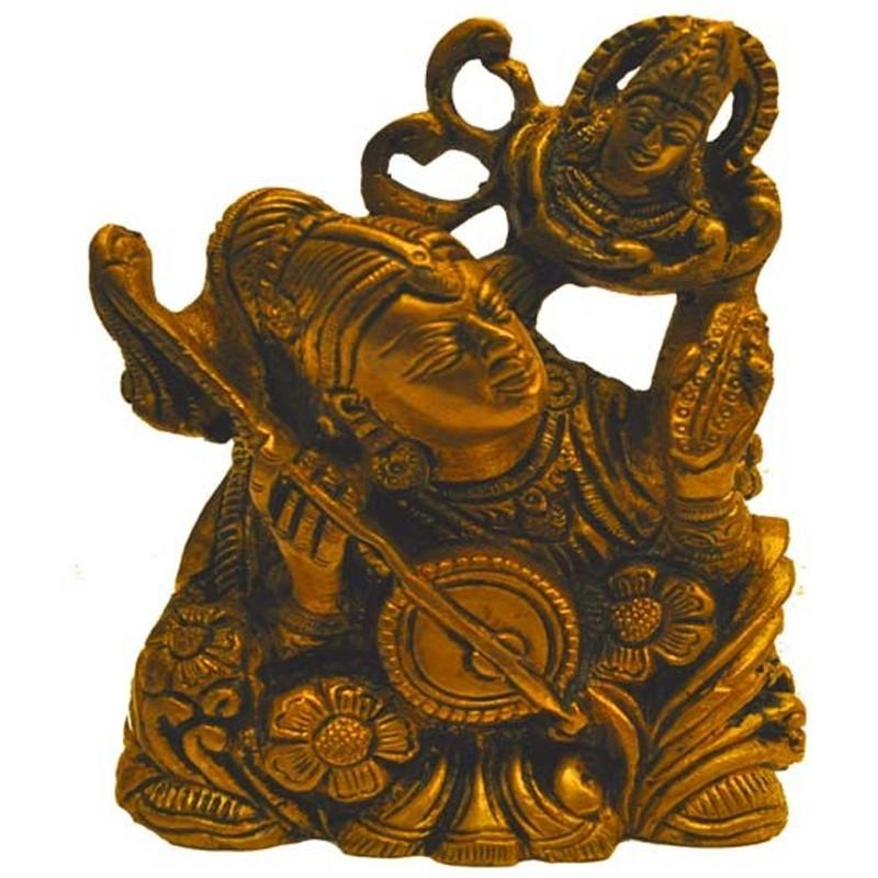 Bhaktha Meera With Krishna