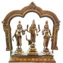 Subramanya Brass Statue