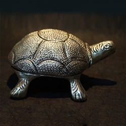 Bring home Aluminium Tortoise for good fortune