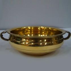 Shining brass urli online