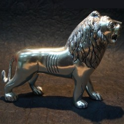Roaring Lion Aluminium Idol