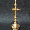 Kerala brass deepas online for festival puja decorations
