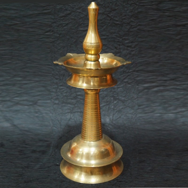 Beautiful brass deepas for peace and prosperity spiritual decor