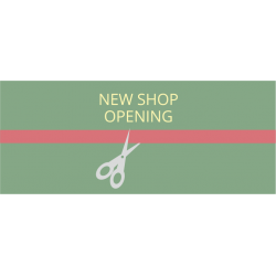 New Shop Opening