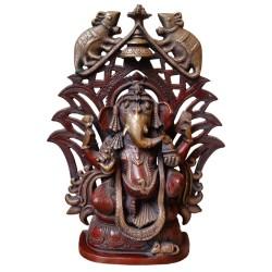Ekadanta Brass Idol