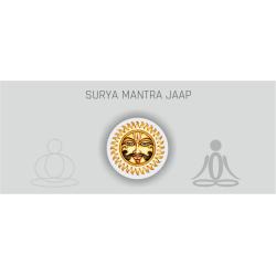 Surya Mantra Jaap (Sun) - 7000 Chants