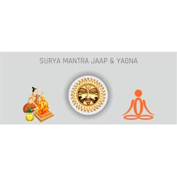 Surya Mantra Jaap & Yagna (Sun) - 28000 Chants