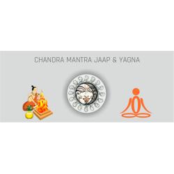 Chandra Mantra Jaap & Yagna (Moon) - 44000 Chants