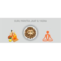 Guru Mantra Jaap & Yagna (Jupiter) -76000 Chants