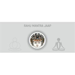 Rahu Mantra Jaap -18000 Chants