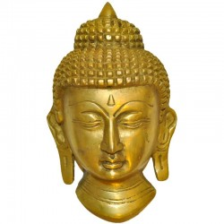 Budha Face (Wall Hanging)