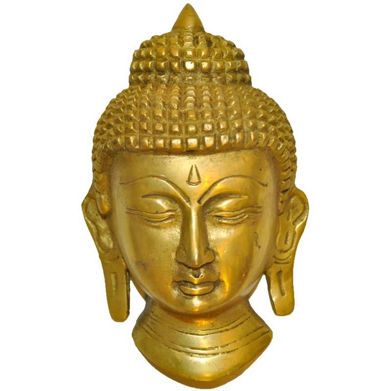 Budha Face (Wall Hanging)