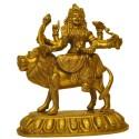 Durga Chamundeshwari Brass Idol