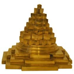Sreechakra Brass Idol