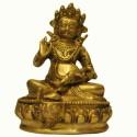 Kubera Brass Idol