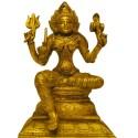 Blessing Karumariamman Yellamma Brass Statue