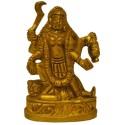 Brass Statue of Calcutta / Kolkata Kali