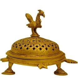 Dhupa Arati Brass Idol