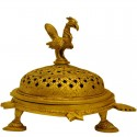Dhoop Arati Brass Stand