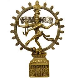 Nataraj Brass Statue