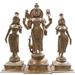 Subramanya Brass Idol