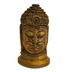 Lord Hanuman Bust Brass Statue