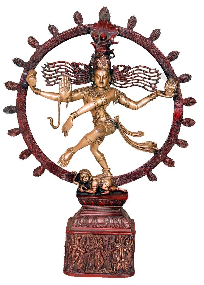 Nataraja Brass Statue