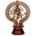 Natya Nataraja Brass statue