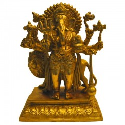 Dhrusti Ganesha