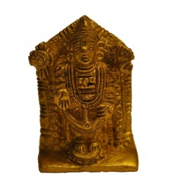 Lord Balaji Brass Idol