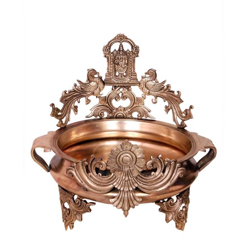 Venkateshwara Brass Urli