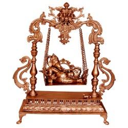 Relaxing Jhoola Ganesha