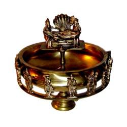 Sleeping Vishnu & Dashavatara