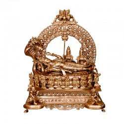 Relaxing Lakshmi Narayana in Peeta Prabhavali
