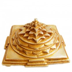 Sreechankra Brass Idol