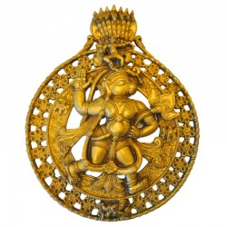 Blessing Hanuman Wall Hanging