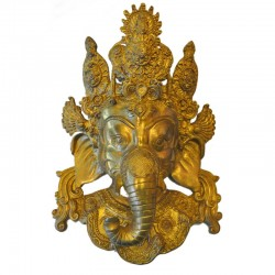 Royal Ganesha Wall Hanging