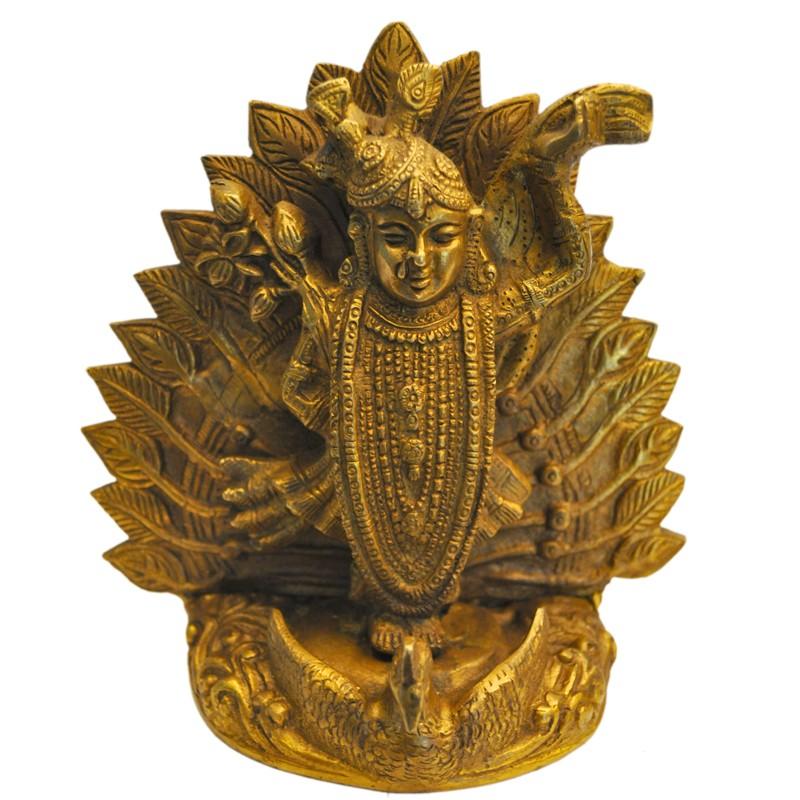 Srinatha Brass Idol
