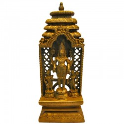 Lord Narayana Brass Idol