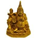 Kubera with Maha Lakshmi