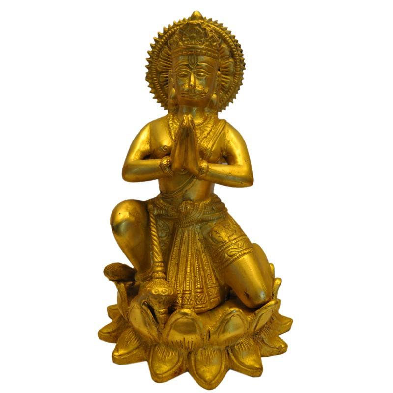 Hanuman Brass