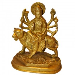 Blessing Maa Durga on Lion