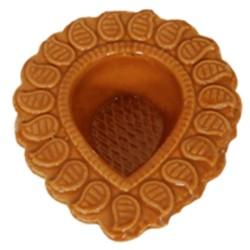 Designed Ceramic Diya