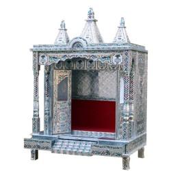 Aluminium Coated Puja Mandapam