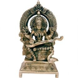Saraswati on Peeta Prabhavli