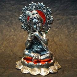 Baby Krishna Aluminium Idols