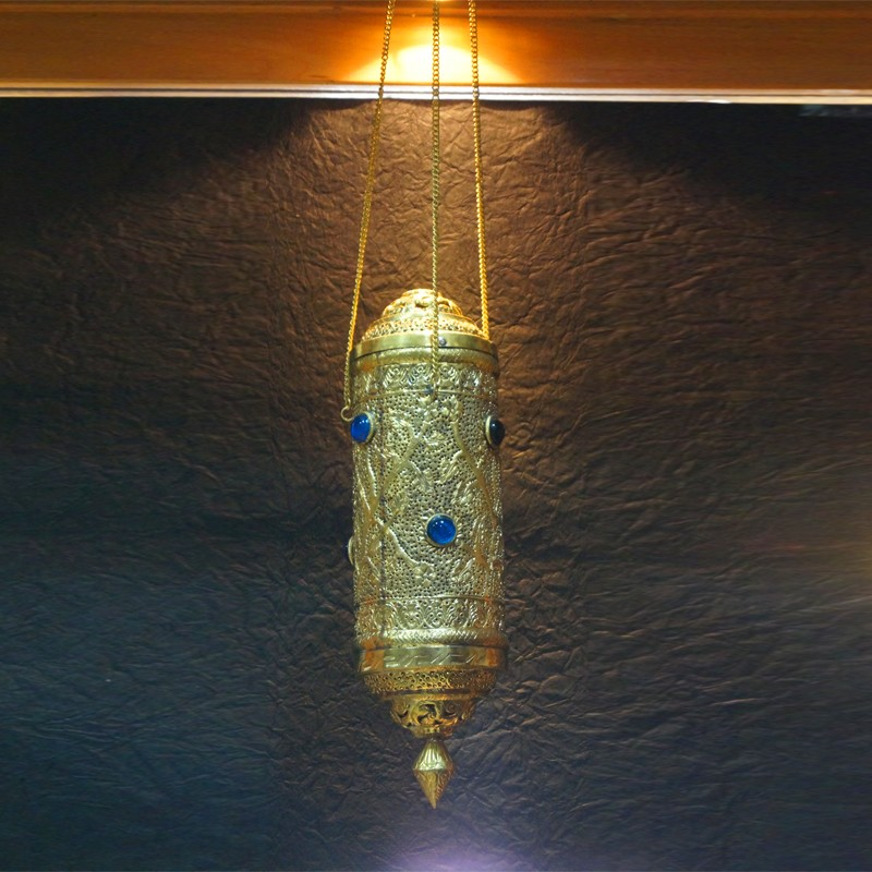 Homedecor Brass Hanging Lamps Online