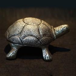 Bring home Aluminium Tortoise for good fortune